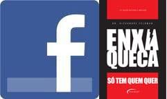 Página do Livro Enxaqueca no Facebook