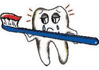 Pasta de dentes tóxica